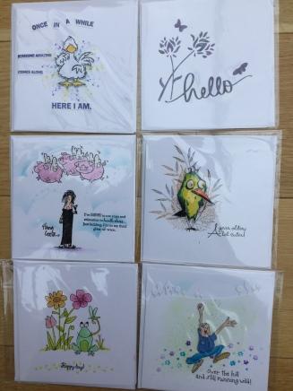 cards April 2018