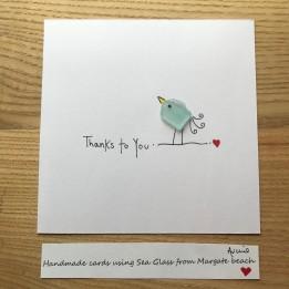 Thanks to you bird